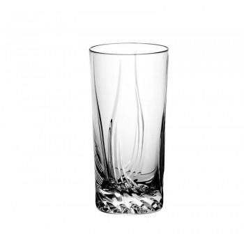Szklanki kryształowe highball long drink