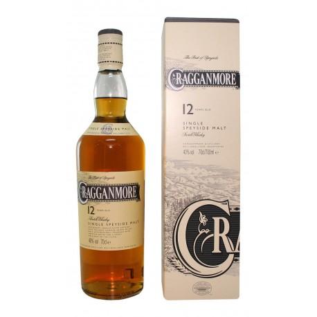 Cragganmore 12 YO w kartoniku 0,7L
