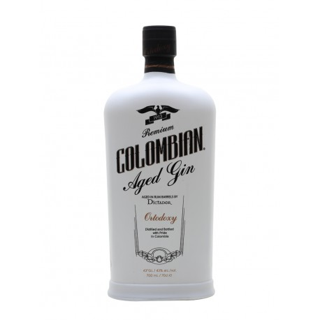 Dictador Colombian Aged Gin Ortodoxy