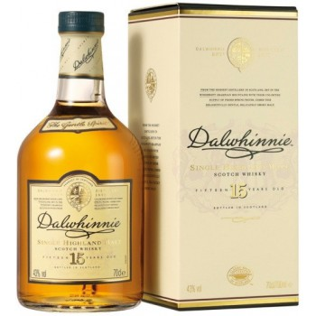 Dalwhinnie 15 Years w kartoniku 0,7L