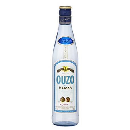 OUZO METAXA  38%  0.7L