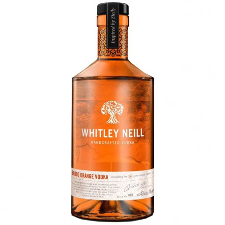 WHITLEY NEILL BLOOD ORANGE  43%  0.7L