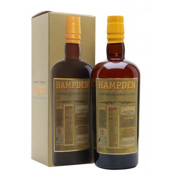 Hampden Estate Pure Single Jamaican Rum