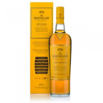 The Macallan EDITION N° 3 Highland Single Malt Scotch Whisky