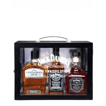Jack Daniels,Jack Daniels Single Barrel,Gentleman Jack 3x0,7l