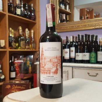 Winnica Trojan - wino czerwone 2018