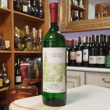 Winnica Trojan - wino białe 2018 J