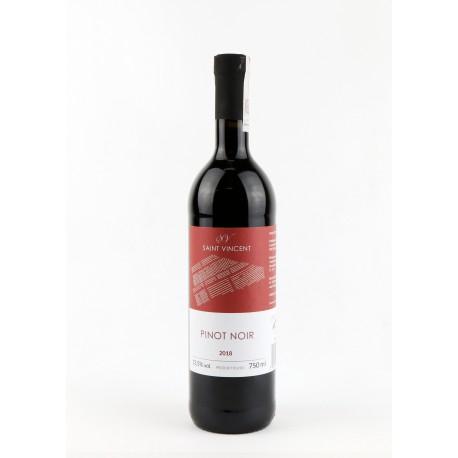 Saint Vincent- Pinot Noir 2018