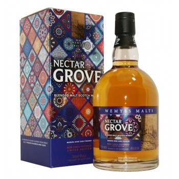 Wemyss Nectar Grove Madeira Finish Highland Blended Malt