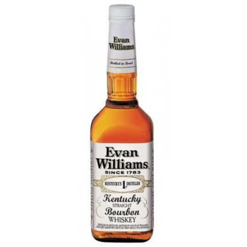 Evan Williams White Bottled-in-Bond Bourbon