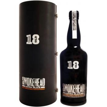 Smokehead 18YO Extra Black Islay Single Malt