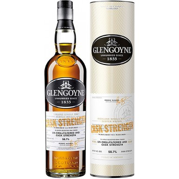Glengoyne Cask Strength Batch 7 Single Malt Scotch Whisky