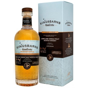 Kingsbarns Dream to Dram Lowland Single Malt Scotch Whisky