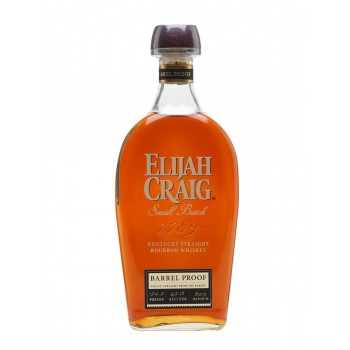 Elijah Craig Barrel Proof Bourbon