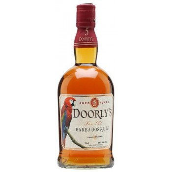 Doorly`s 5 YO Gold