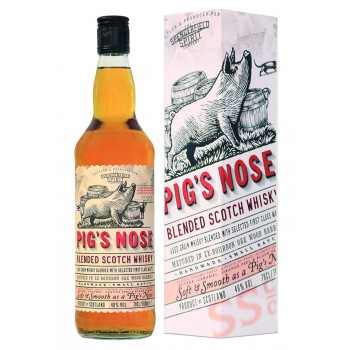 Pig`s Nose Blended Scotch Whisky