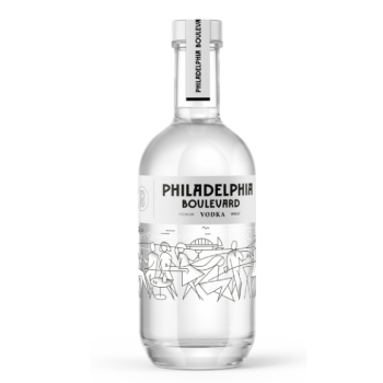 Philadelphia Boulevard Vodka