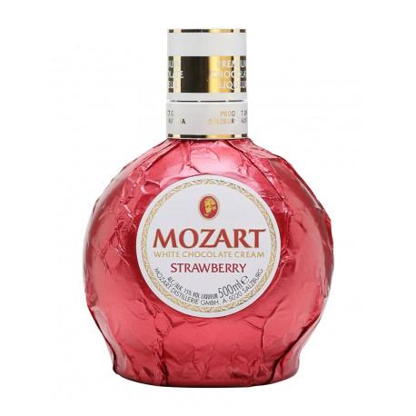 Mozart White Chocolate Strawberry Cream