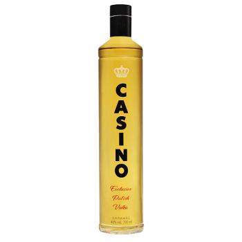 Casino Caramel Vodka