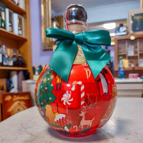 Wódka świąteczna bombka- zielona 2019