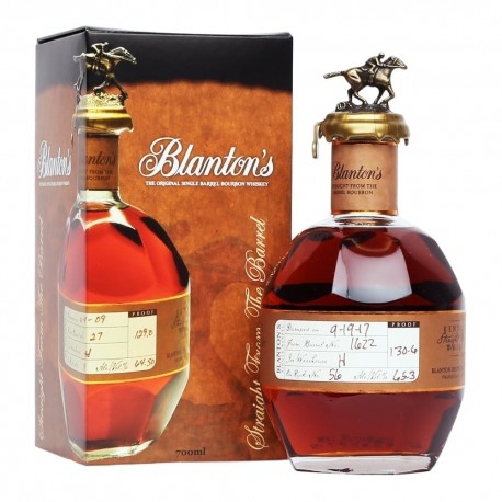 Blanton's Straight From The Barrel 64,25%