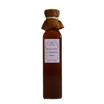 Syrop szarlotka z cynamonem - Manufaktura Cieleśnica