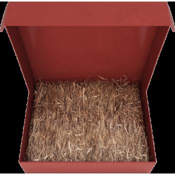 Duża czerwony karton