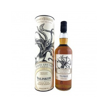 "Game of Thrones ""House Greyjoy"" Talisker Select Reserve"
