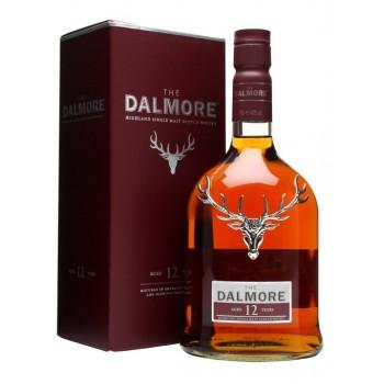 Dalmore Aged 12 YO Single Malt Scotch Whisky