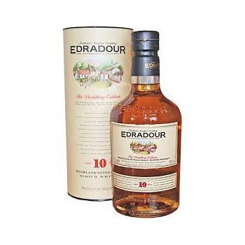 Edradour 10 YO Single Malt Scotch Whisky