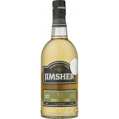 Jimsher Whisky From Tsinandali Cask