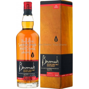 Benromach Cask Strength 2009 Batch 1 2019 58,8%