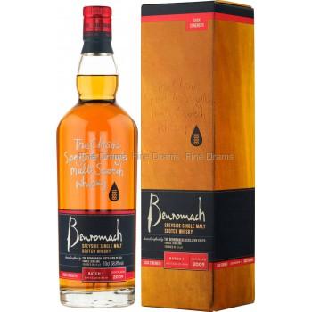 Benromach Cask Strength 2009Batch 1 2019 58,8%