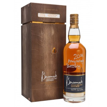 Benromach 1998 (20th Anniversary) 56,2%