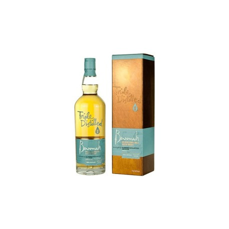 Benromach Triple Distilled 2009  50% 0,7 L