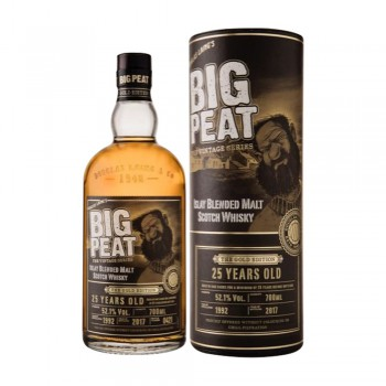 Big Peat 25 Year Old