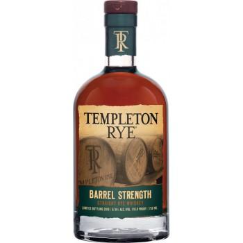 Templeton Rye Barrel strenght 57,9%
