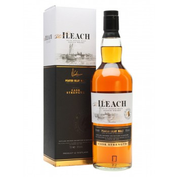 The Ileach Single Malt Cask Strength 58%