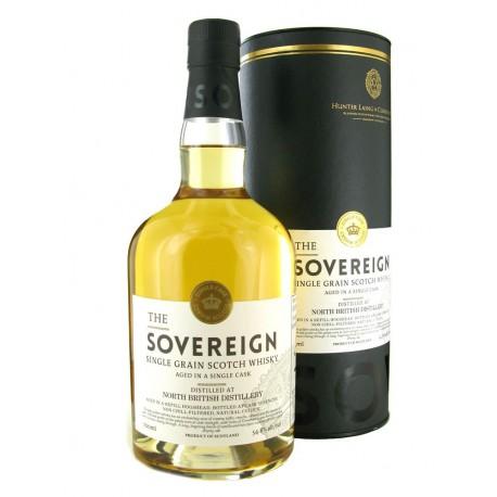North British 1996 21YO Sovereign 54.8%