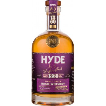 Hyde no.5 Single Grain 1860 the aras cask 46%