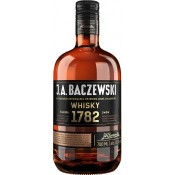 J.A. Baczewski Whisky 0.7l