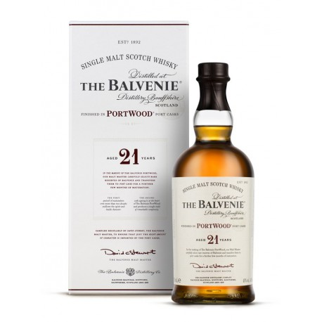Balvenie Portwood 21 Y.O.40% 0,7L