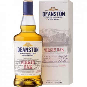 Deanston Virgin Oak 46,3% 0,7L