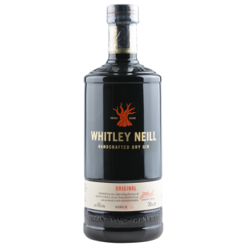 GIN WHITLEY NEILL HANDCRAFTED SMALL BATCH 43% 0,7L