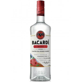Rum Bacardi Razz 0,7L