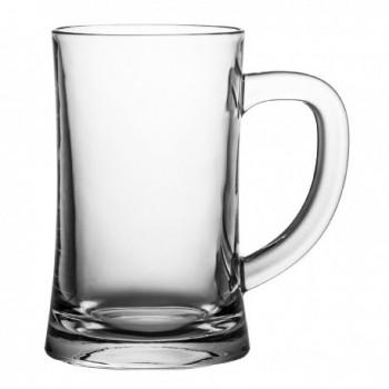 Kufel kryształowy do piwa