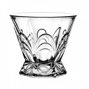 Kryształowe szklanki 6 sztuk