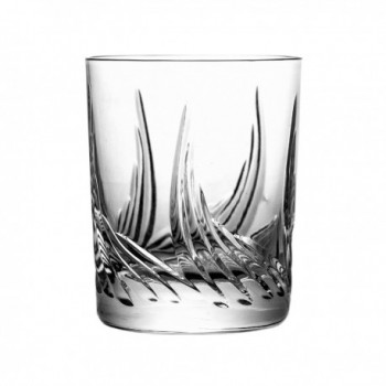 Szklanki kryształowe 6 sztuk