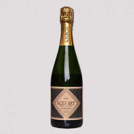 Gost Art wino musujące półwytrawne- Winnica Gostchorze