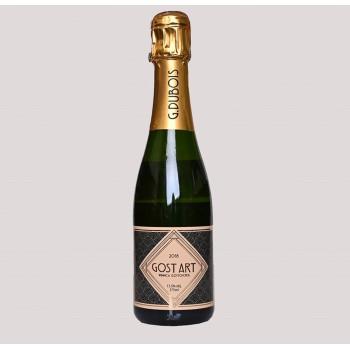 Gost Art wino musujące - Winnica Gostchorze 375ml